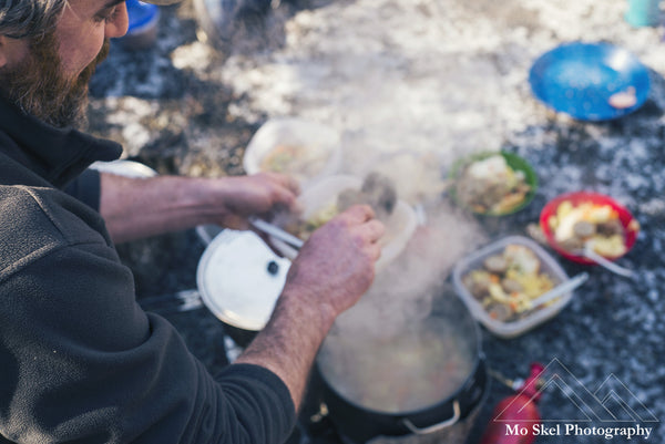 Cooking - Become a Backcountry Gourmet