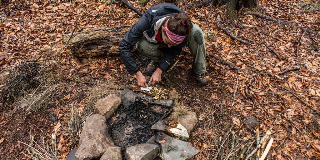 Bushcraft & Survival School Basecamp (8/14-8/18)