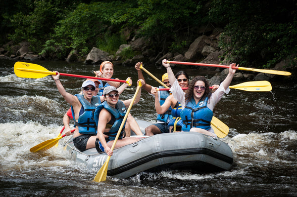 Lehigh River Whitewater Rafting (6/4)