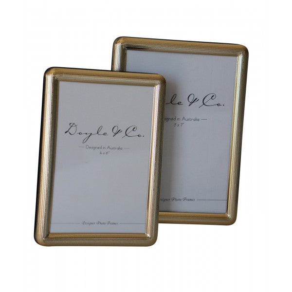 Claridges Gold Frame - Small