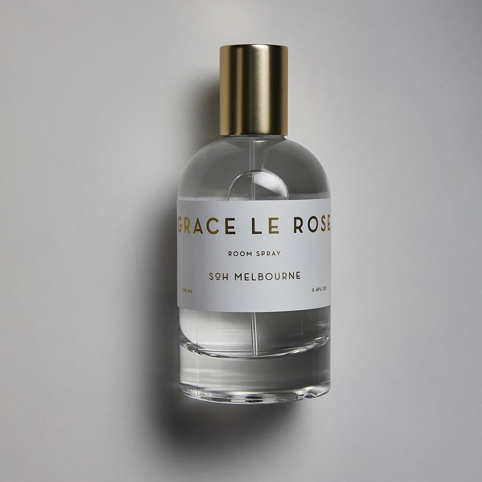 SOH GRACE LE ROSE ROOM SPRAY