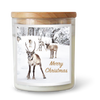 Reindeer Soy Candle