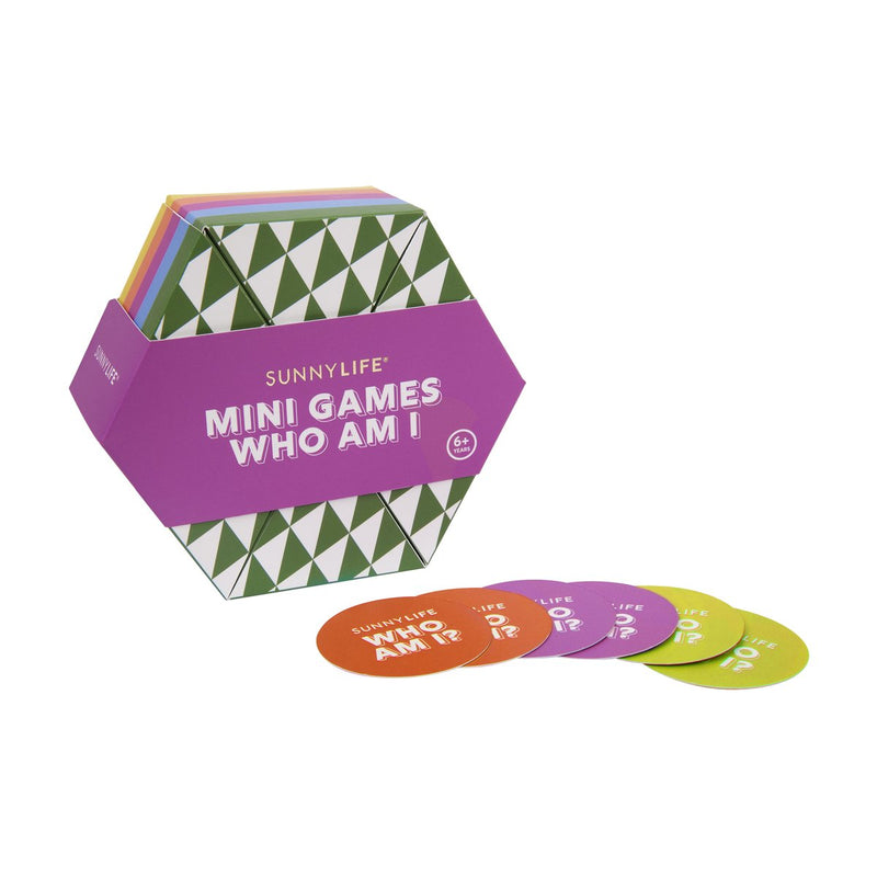 Mini Games - Who Am I
