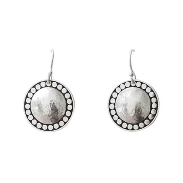 Marrakech Earrings - Silver