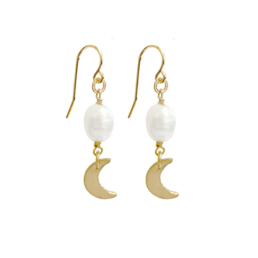 Fay charm earrings - Gold