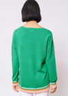 Aries sweater - pine
