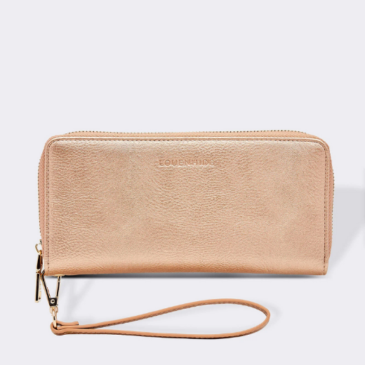 Jessica Wallet Pink Champagne