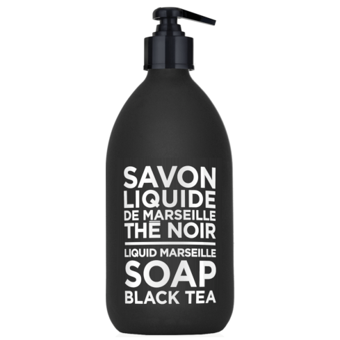 Black Tea Liquid Marseille Soap