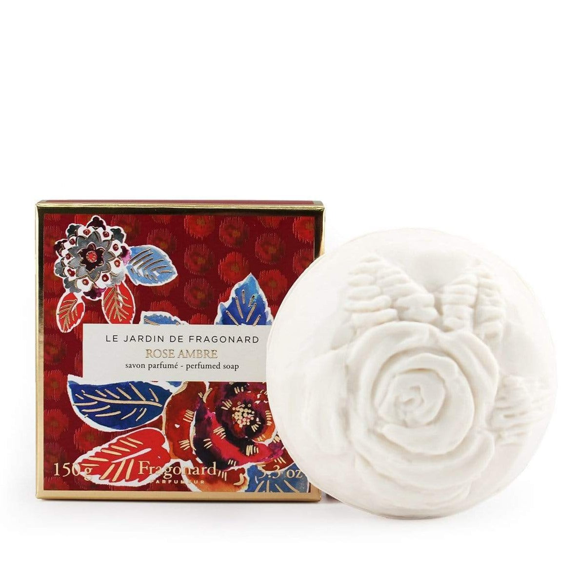 Fragonard Soap - Rose Ambre