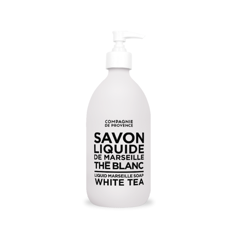 White Tea Liquid Marseille Soap