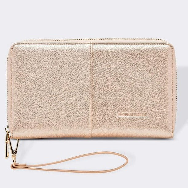 Adele Wallet Pink Champagne