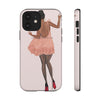 Happy Strut iPhone 12 Phone Case