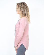 "Load image into Gallery viewer, Charlie ""Pocket Top Sweater"""