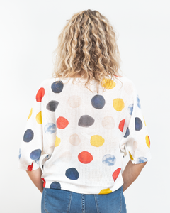 "Cino ""Multi Dot Top"""