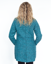 "Load image into Gallery viewer, Cut Loose ""Boiled Wool Zip Jacket"""