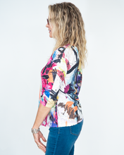 "Load image into Gallery viewer, Et Lois ""Fiona Tee Top"""