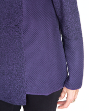 "Load image into Gallery viewer, Habitat ""Asymmetrical Pullover Sweater"""