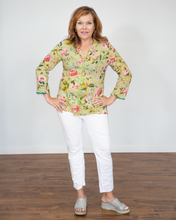 "Load image into Gallery viewer, Little Journeys ""Ruffle Blouse Top"""