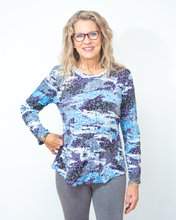 "Load image into Gallery viewer, Newport by Carine ""2 Piece Cowl Neck Top"""