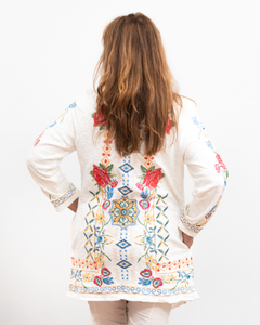 Paparazzi Embroidered Jacket