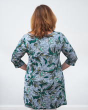 "Load image into Gallery viewer, Salaam ""Doris Tunic Top"""