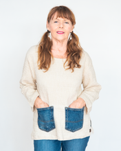 "Load image into Gallery viewer, Shannon Passero ""Rivlen Pullover Sweater"""