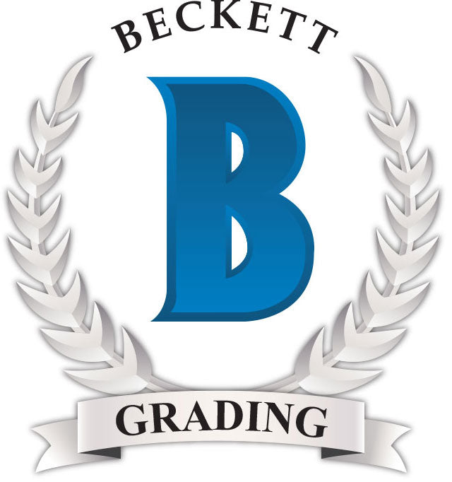 BECKETT GRADING SUBMISSION