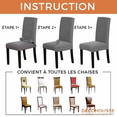 Housse de Chaise - Robusta