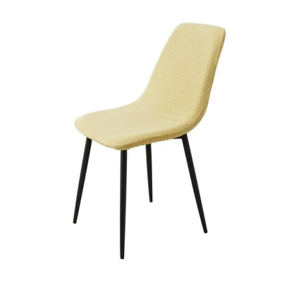 House extensible de Chaise Scandinave Jaune