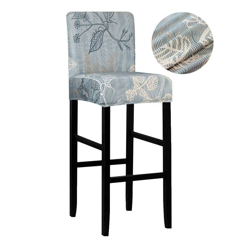 HOUSSE DE CHAISE BAR <br/> SILVERY