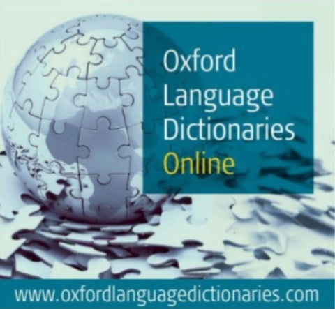 Oxford Language Dictionaries
