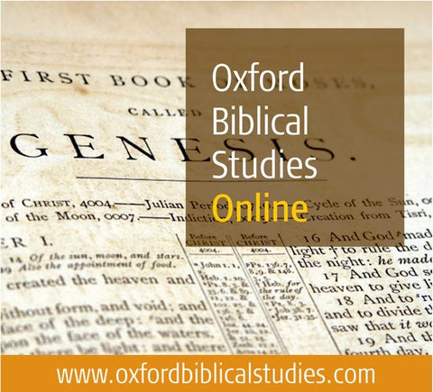 Oxford Biblical Studies