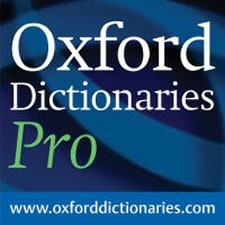 Oxford Dictionaries Online Pro
