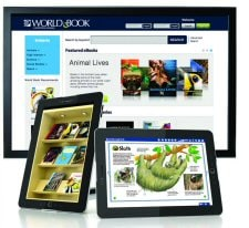 World Book eBooks Suite for Schools