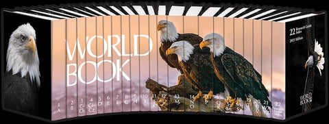 World Book Encyclopedia Print 2021
