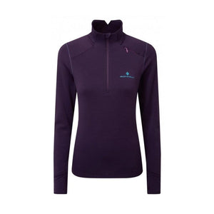 Stride Matrix 1/2 Zip Tee