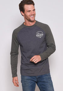 Raglan Long Sleeve Top