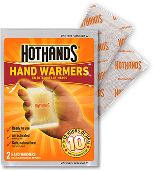 Hand Warmers 5 pack