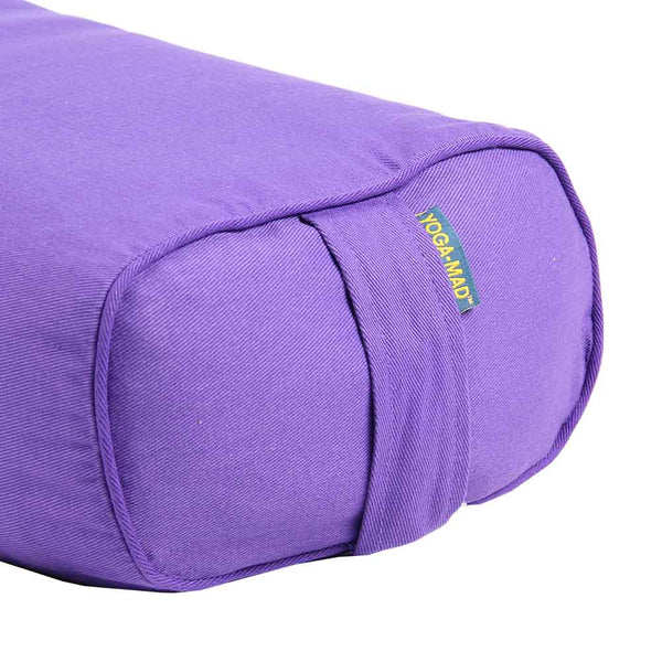 Rectangular Buckwheat Yoga Bolster