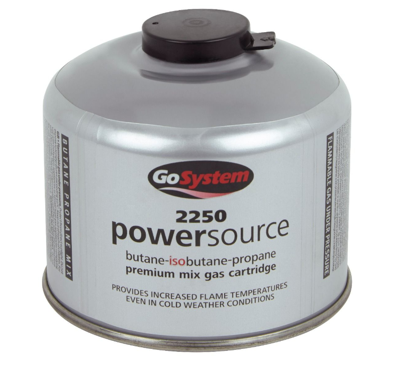 GoSystem 2250 Powersource Gas Cartridge