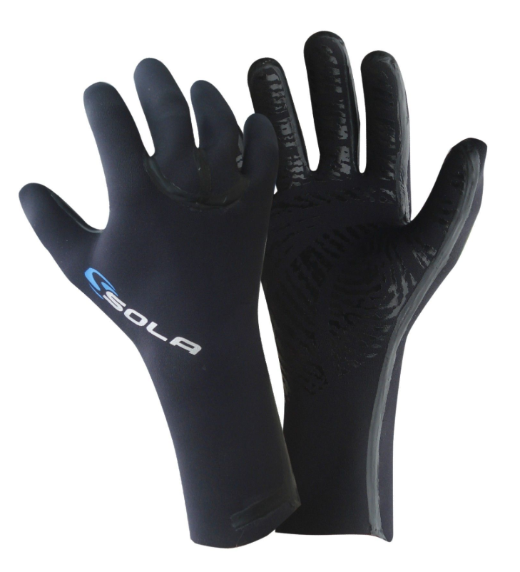 Sola 3mm Super Stretch Gloves