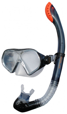 Sola Mask and Snorkel Set - Adult