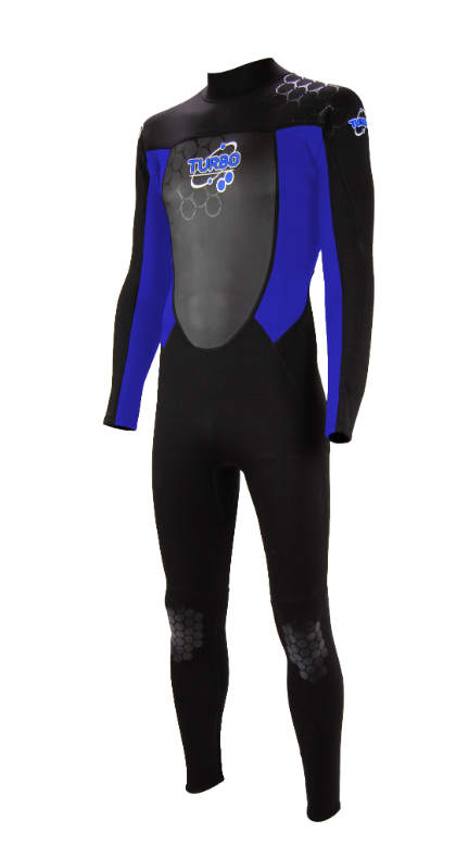 TWF Turbo 2.5mm Mens Fullsuit