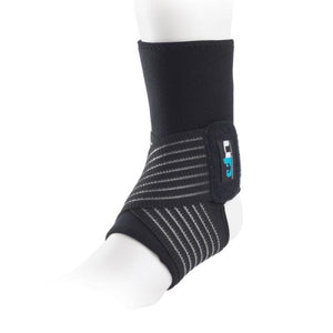 Neoprene Ankle Support with Straps UP5225