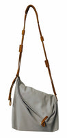 Cartera Kingsland Satchel Grey #327