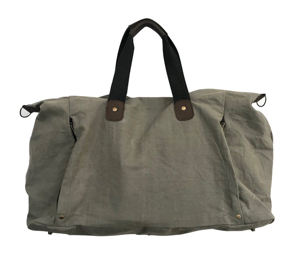 Bolso Mackenzie Overnighter Army Green #4001