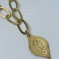 Collar Carpe Diem Oro