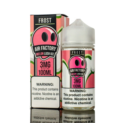 AIR FACTORY FROST | Melon Lush Ice 100ML eLiquid - Vaping Industries