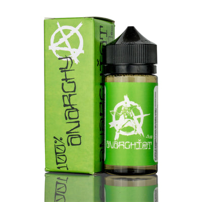 ANARCHIST | Green 100ML eLiquid - Vaping Industries