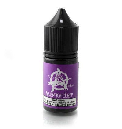 ANARCHIST SALT | Purple 30ML eLiquid - Vaping Industries